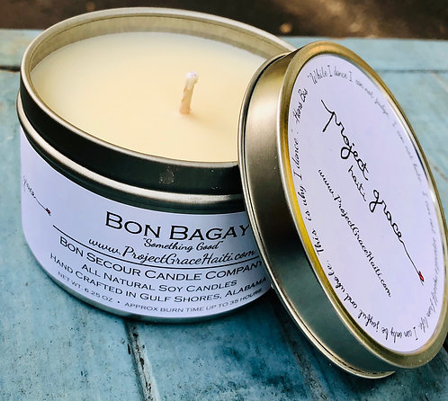 Bon Bagay Soy Candle