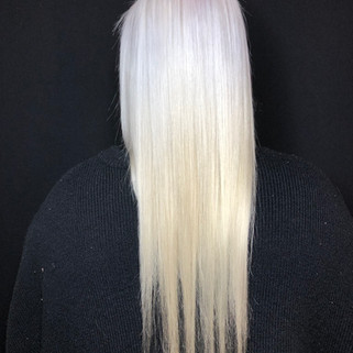 Root Bleach Out and Tone