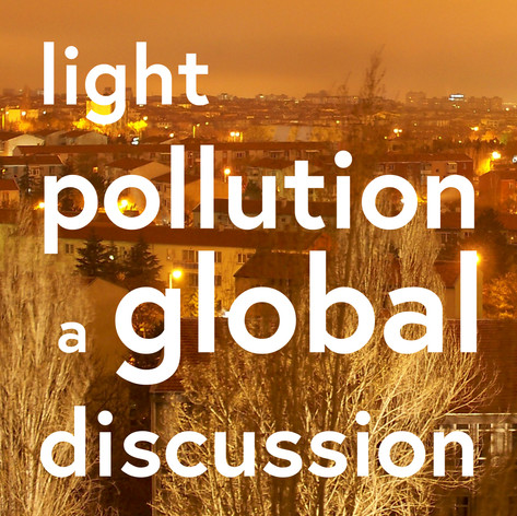 "INNOVISON's contribution in the research project of ""Light Pollution: A Global Discussion"""