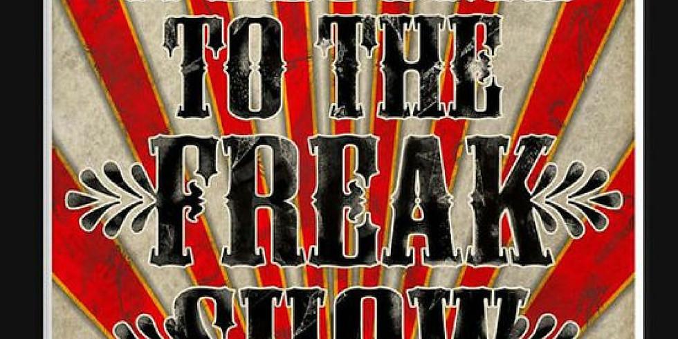 Cirque des Freaks: Sideshow on the Boardwalk