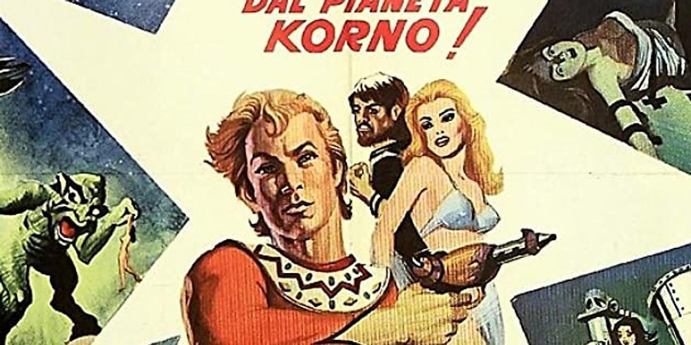 Salacious cinema: Flesh Gordon