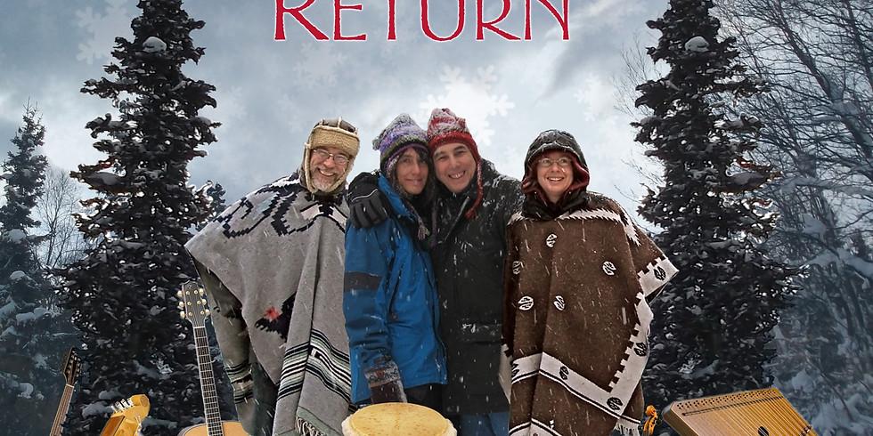 Winter's Return: Celebrating the Season