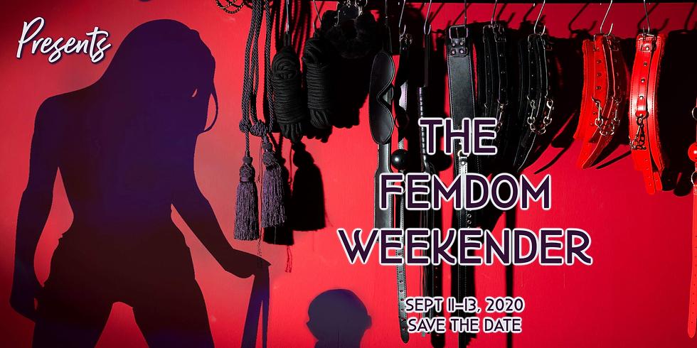 The FemDom Weekender: Rescheduled