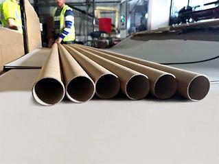 cheap thin cardboard tubes