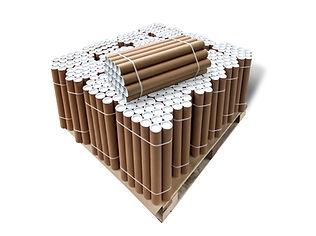 a4 postal tubes