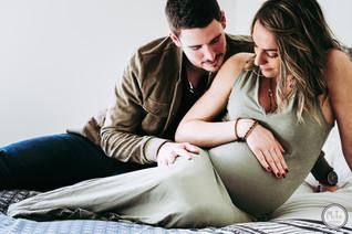 Séances maternité lifestyle - Quelques exemples