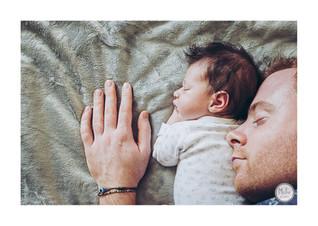 Séance maternité et naissance à domicile