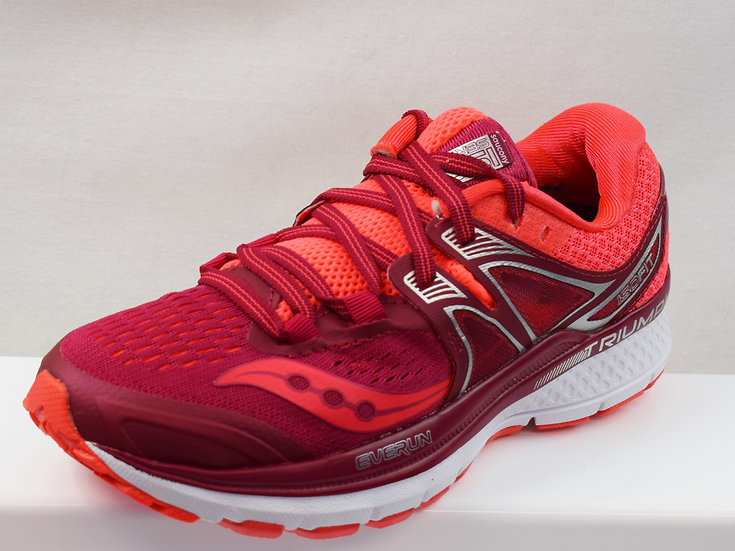 SAUCONY TRIUMPH ISO 3 LADIES TRAINERS BRAND NEW SIZE UK 4 (DH7)