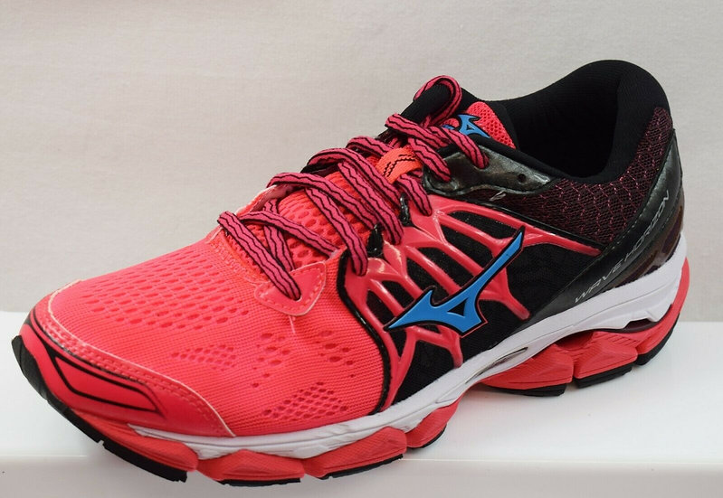 MIZUNO WAVE CONNECT 3 LADIES TRAINERS SIZE UK 5, p
