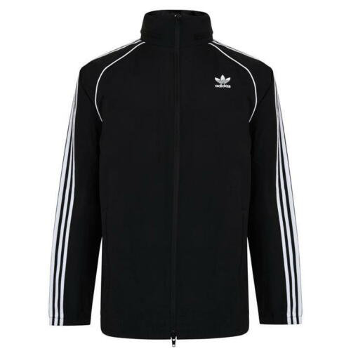 ADIDAS SST WINDBREAKER MEN'S JACKETS SIZE UK XS LOT OF 3 JACKETS