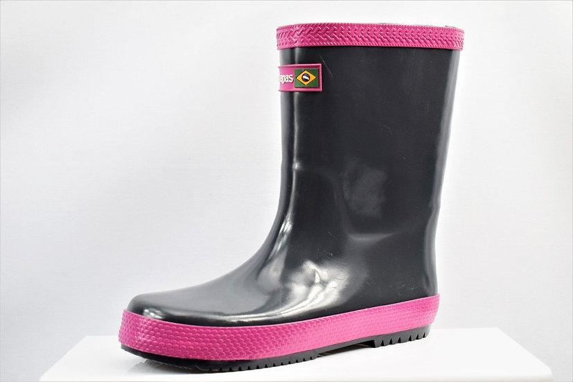 HAVAIANAS KIDS AQUA RAIN WELLINGTON BOOTS SIZE UK 1