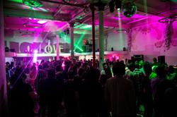 Music Party @ de Kooning Storefront