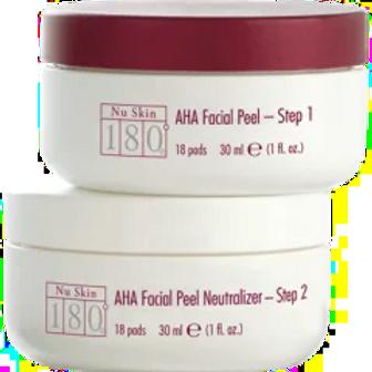 180 AHA Facial Peel and Neutralizer