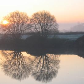 Severn River Sunrise. Third Place - Dawn Ricketts