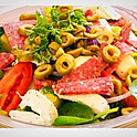 Antipasto Salad - Full Serves Up to 25 People