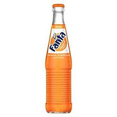 🍊 Orange Fanta