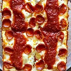 🇮🇹 SICILIAN PEPPERONI PIZZA