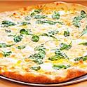 🧀 WHITE PIZZA