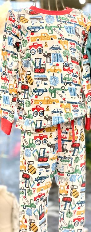 Pyjama voitures