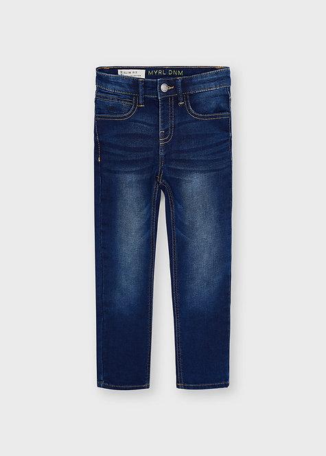 Pantalon Soft Denim