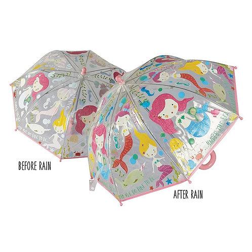 Parapluie Sirène Colour changing