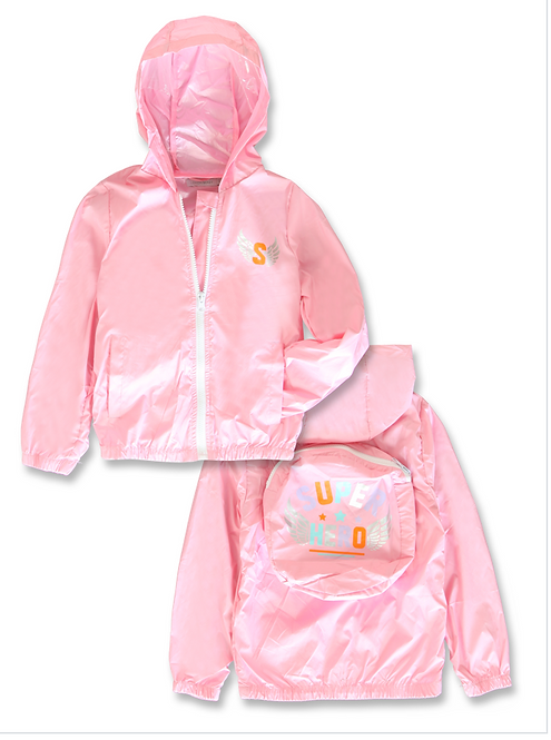 Coupe vent / impermeable Girly