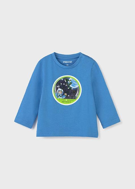 Tee shirt Space