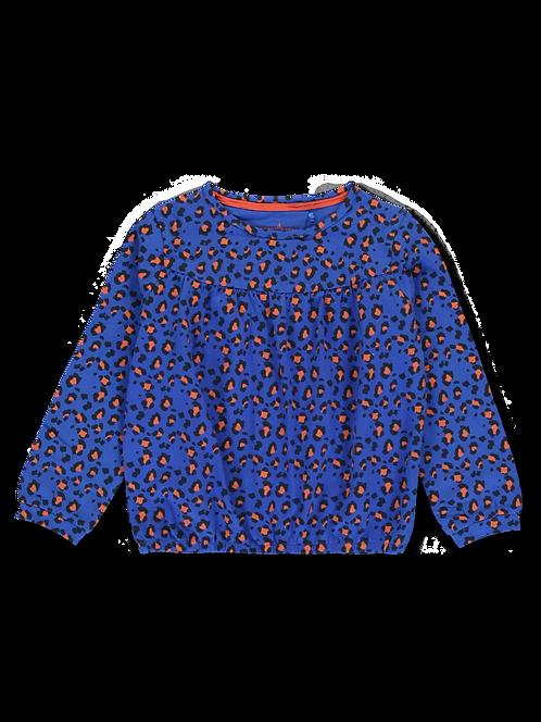 Haut Bleu Leopard