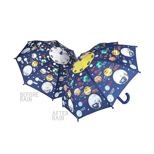 Parapluie Planètes Colour changing