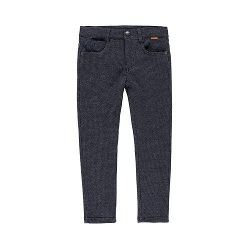 Pantalon marine stretch