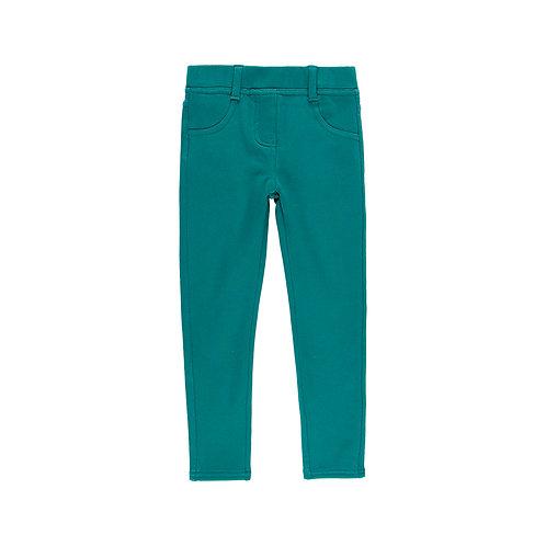 Pantalon molleton stretch Sapin