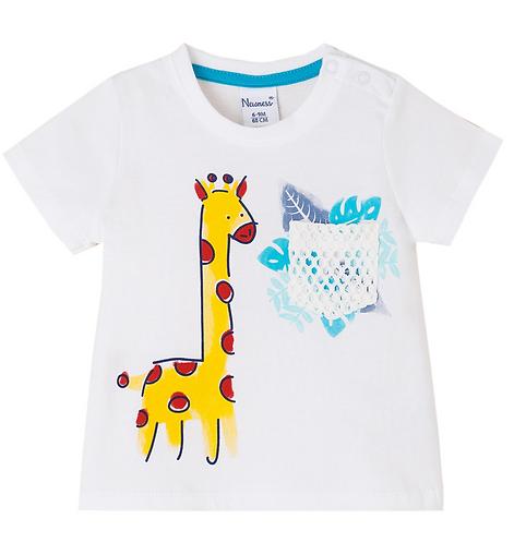Tee shirt girafe