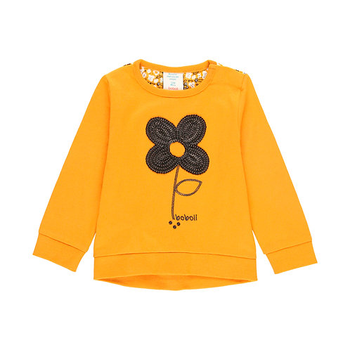 Haut Fleurs jaunes