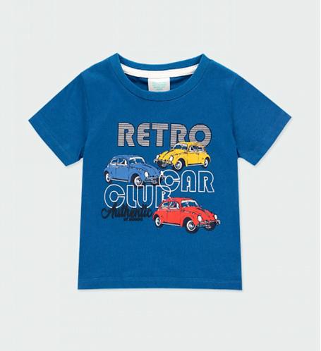 Tee shirt Retro car
