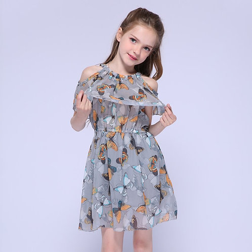 Robe Papillons