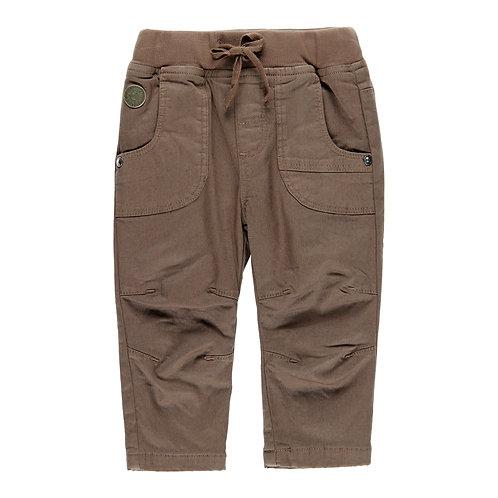 Pantalon en gabardine