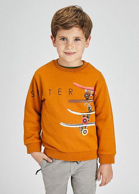Pullover Skater