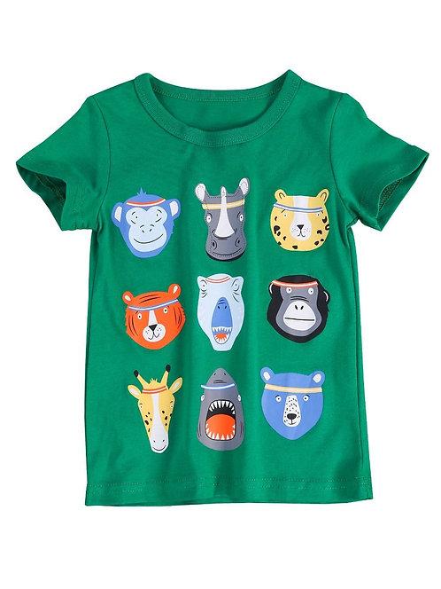 Tee shirt animaux
