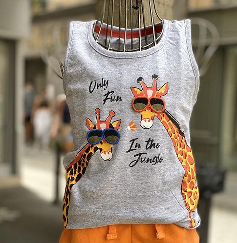 Débardeur Girafe