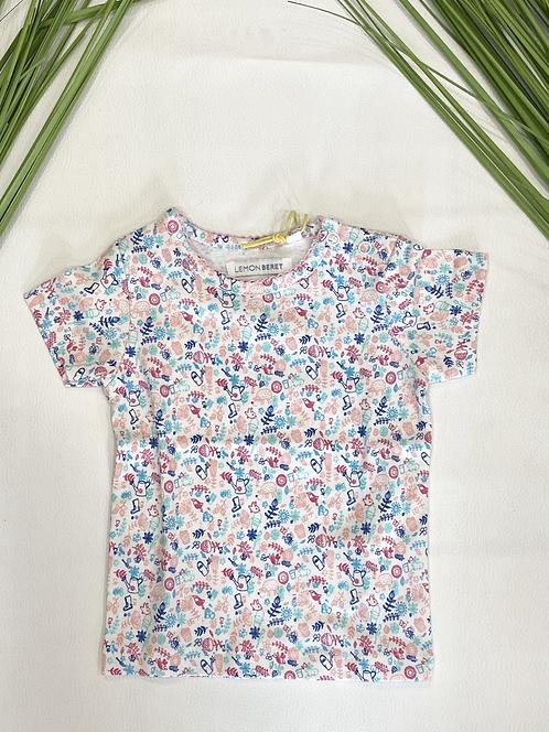 Tee-shirt petites fleurs
