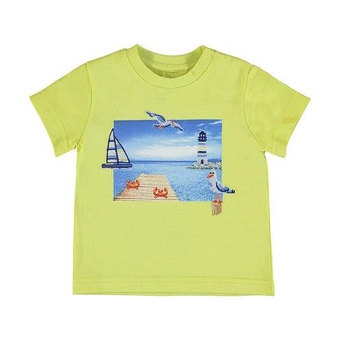 Tee shirt Journée à la mer