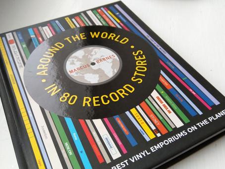 Книга недели: Around The World In 80 Record Stores