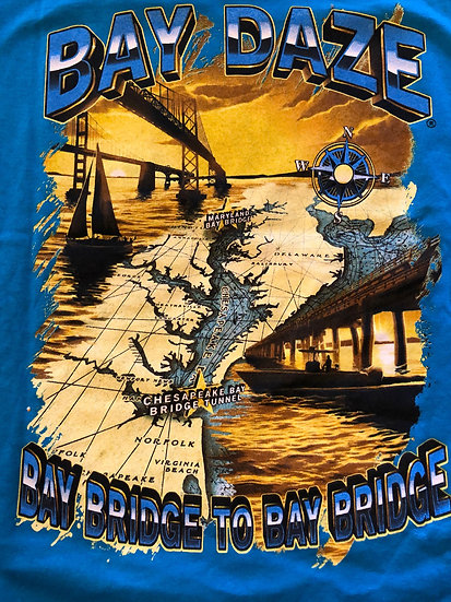 Ladies Bay Bridge to Bay Bridge Tee