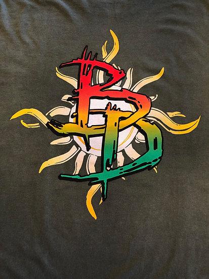 Bay Daze Logo Rosta Mens Tee