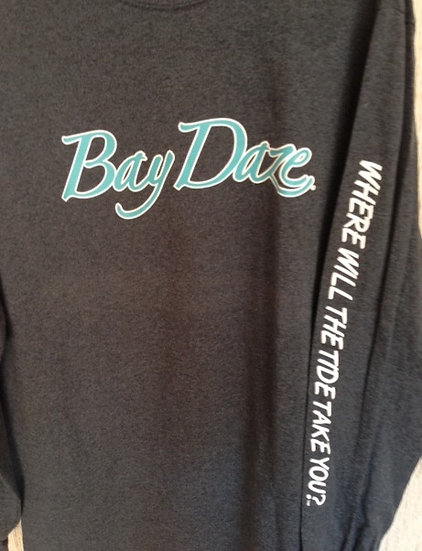 Bay Daze Men's Long Sleeve Tee