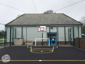 Another bespoke court completed.
