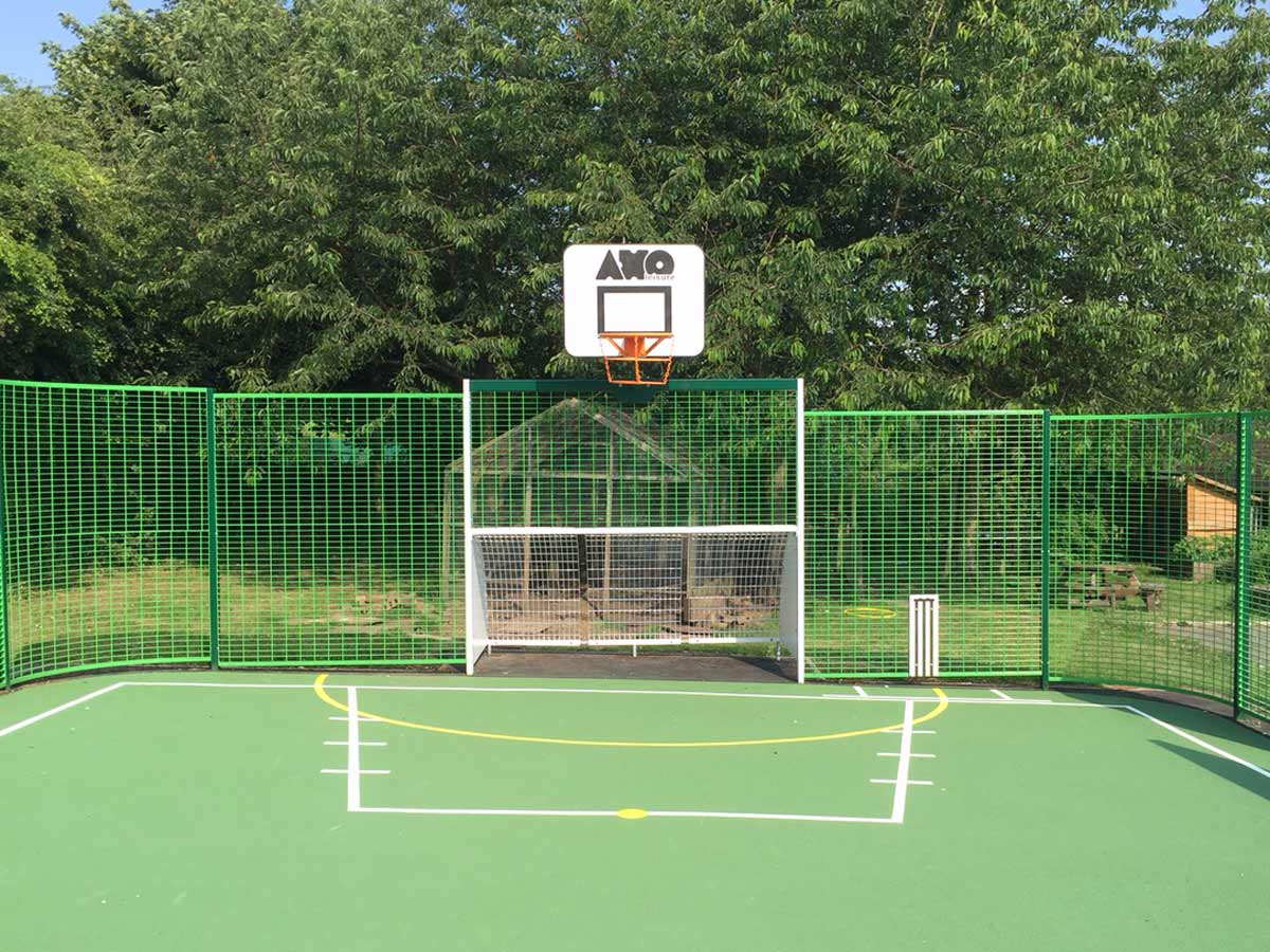School Courts - MUGA