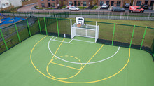 Stunning Heavy-Duty MUGA in Leeds!