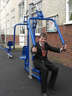 Strength fitness equipment