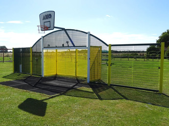 Bespoke Multi-use goal for Dunston PC